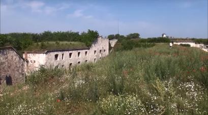 Венгрия крепость Комаром