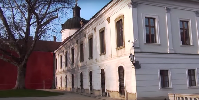Геделле Замок Грашшалковичей